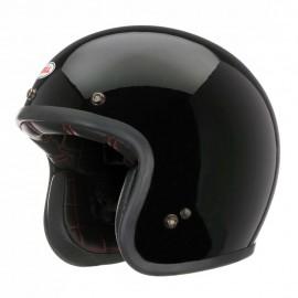 Casco Bell custom 500 Negro brillo