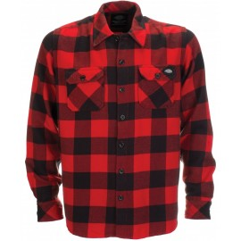 Camisa Dickies Sacramento roja