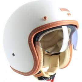 casco Ubike Challenge crema