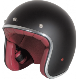 casco Stormer black matt