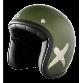 casco Stormer pearl x-rider khaky