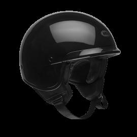 casco bell Scout Air negro brillo