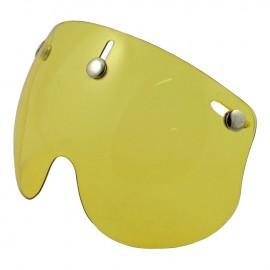 pantalla plana corta Bandit amarilla
