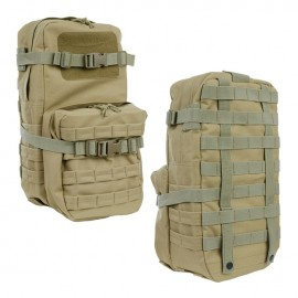 MOLLE ADD ON BACKPACK GREEN