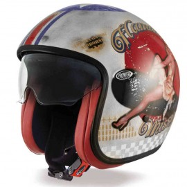 CASCO PREMIER Pin Up Old Style SILVER