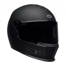 CASCO BELL ELIMINATOR HELMET - MATTE BLACK