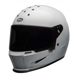 CASCO BELL ELIMINATOR HELMET - GLOSS WHITE