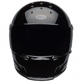 CASCO BELL ELIMINATOR HELMET - GLOSS BLACK