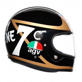 CASCO AGV CASCO AGV X3000 BARRY SHEENE - LIMITED EDITION