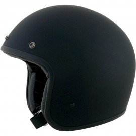 CASCO AFX 76 FLAT BLACK