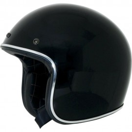 CASCO AFX 76 GLOSS BLACK