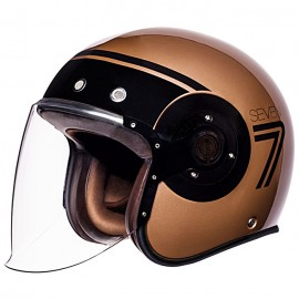 CASCO SMK EL DORADO JET GOLD-BLACK