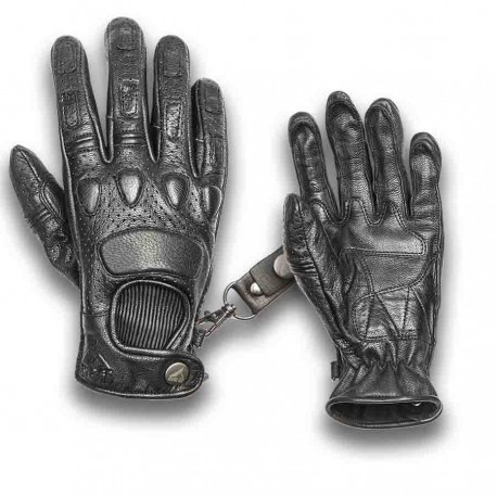 Guantes By City Pilot negros