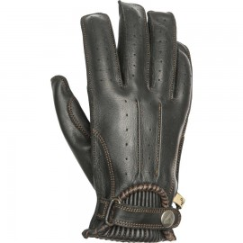 guantes By City Second Skin negros