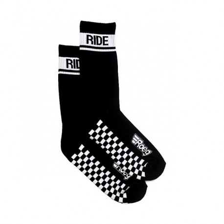 CALCETINES ROEG EARLY FINISH SOCKS BLACK