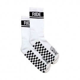 CALCETINES ROEG EARLY FINISH SOCKS WHITE
