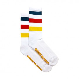 CALCETINES ROEG RIDER SOCKS WHITE