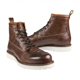 BOTAS JOHN DOE RIDING BOOTS IRON BROWN CE APPR.