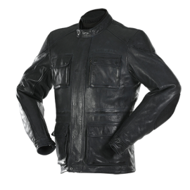 CHAQUETA OVERLAP MAVERICK MIDNIGHT