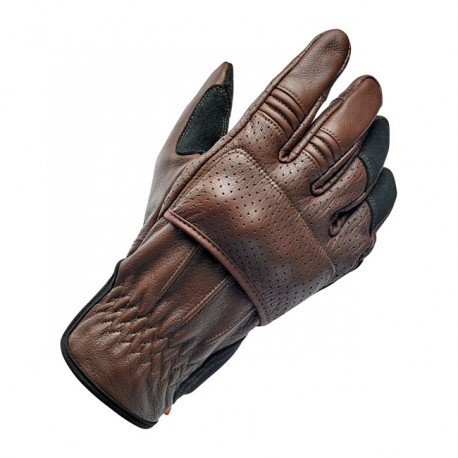 GUANTES BILTWELL BORREGO GLOVES CHOCOLATE/BLACK CE APPR.