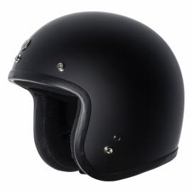 CASCO TORC T-50 Classic Flat Black Helmet