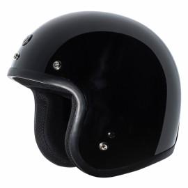 CASCO TORC T-50 Classic GLOSS Black Helmet