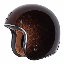 CASCO TORC T-50 Root Beer Superflake Helmet