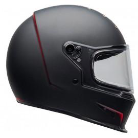 casco Casco Bell Eliminator VANISH Negro Mate/Rojo