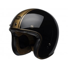 Casco Bell CUSTOM 500DLX Rally Negro/Bronce