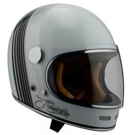 casco by city roadster blanco brillo