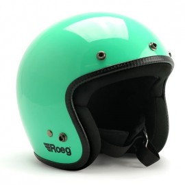 CASCO ROEG JETT HELMET DUSTY JADE GLOSS