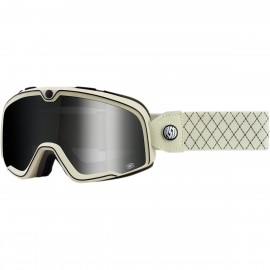 GAFAS 100% BARSTOW Roland Sands Silver Mirror Lens
