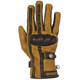 GUANTES HELSTONS EAGLE BEIGE
