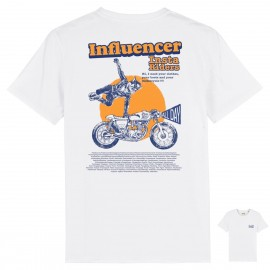 CAMISETA THE INFLUENCER WHITE