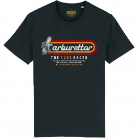 CAMISETA CARBURETTOR 2 BLACK