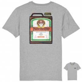 CAMISETA PUREMEISTER GREY HEATHER