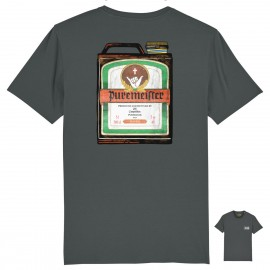 CAMISETA PUREMEISTER GREY CHARCOAL