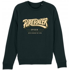 SUDADERA THE SPEED SHOP BLACK