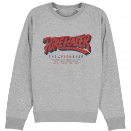 SUDADERA THE SPEED SHOP GREY