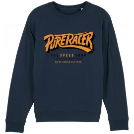SUDADERA THE SPEED SHOP BLUE NAVY