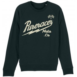 SUDADERA THUNDER BASIC BLACK