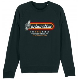 SUDADERA CARBURETTOR 2 BLACK