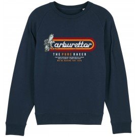 SUDADERA CARBURETTOR 2 BLUE