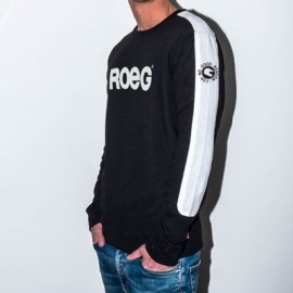 JERSEY ROEG RANDY SWEAT JERSEY BLACK/WHITE