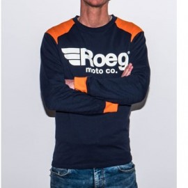 JERSEY ROEG RICKY JERSEY NAVY/ORANGE