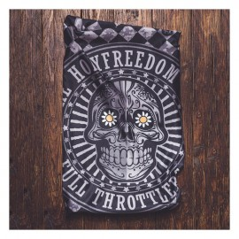 PAÑUELO HOLY FREEDOM IRONGUN SKULL STRETCH TUNNEL