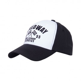 GORRA KING KEROSIN SPEEDWAY TRUCKER CAP BLACK/WHITE