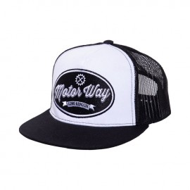 GORRA KING KEROSIN MOTORWAY SNAPBACK CAP BLACK/WHITE