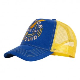 GORRA KING KEROSIN TRUCKER CAP FIRE UP BLUE/YELLOW