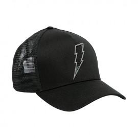GORRA JOHN DOE TRUCKER CAP FLASH BLACK
